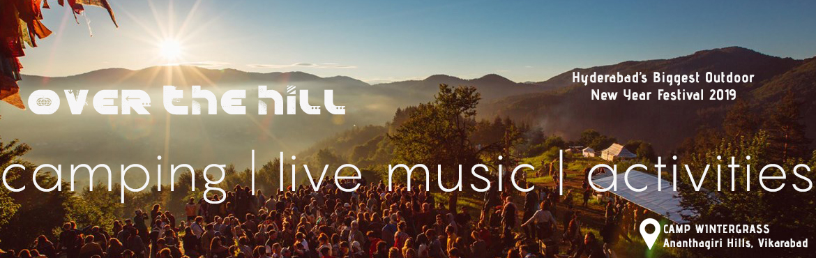 Over The Hill | New Year Eve Party 2019 | Live Music ...