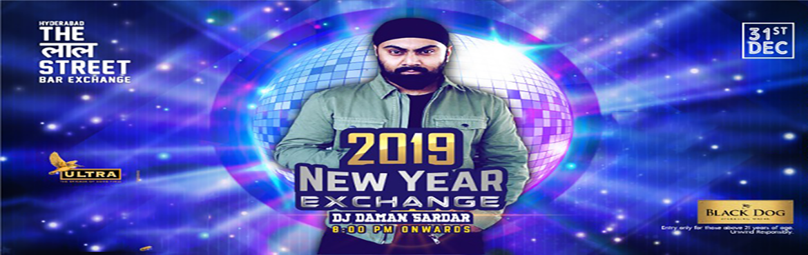 New year Eve 2019 at The Lal Street