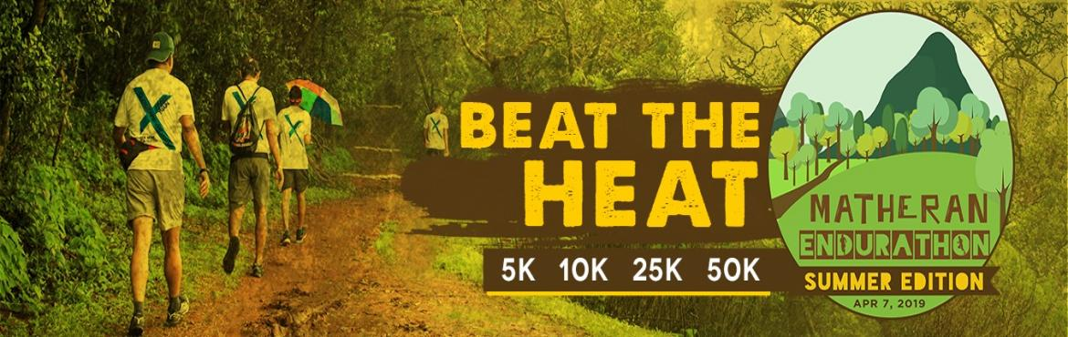 <h2>Matheran Endurathon - Summer Edition</h2>
