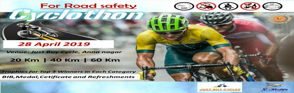 <h2>Cyclothon - For Road Safety</h2>