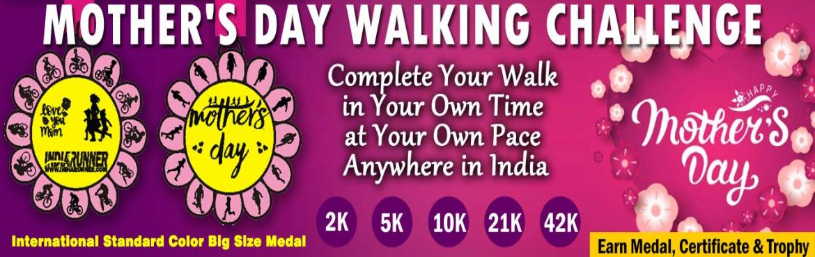 <h2>Mothers Day Walking Challenge 2019   </h2>