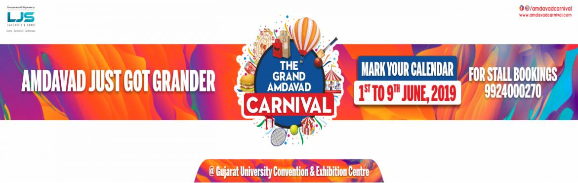 <h2>The Grand Amdavad Carnival</h2>