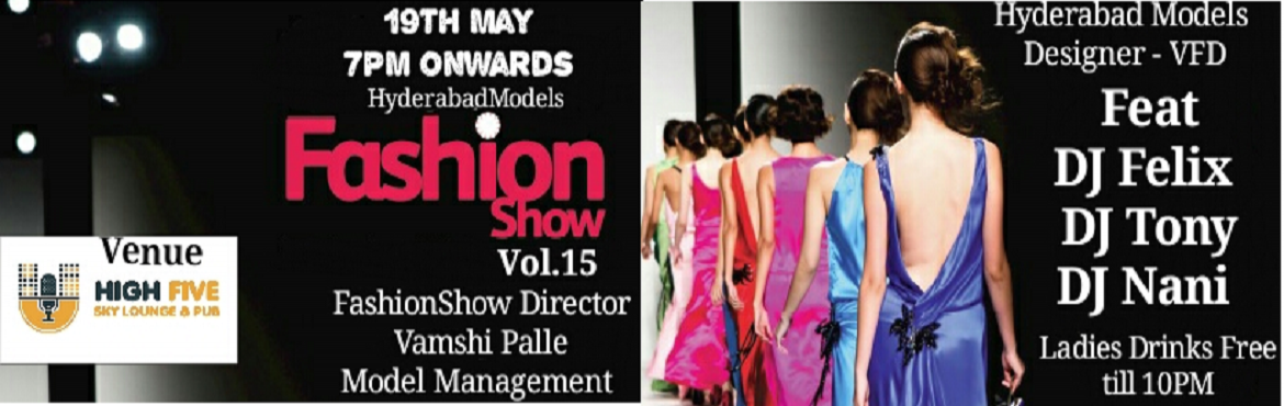 <h2>Fashion Night party Vol.15</h2>