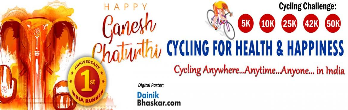 <h2>Cycling For Health and Happiness</h2>