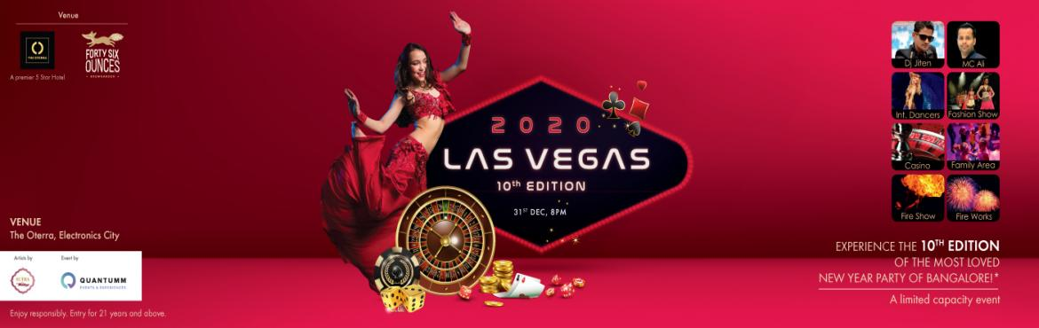 <h2>LAS VEGAS-2020 THE 10TH EDITION</h2>