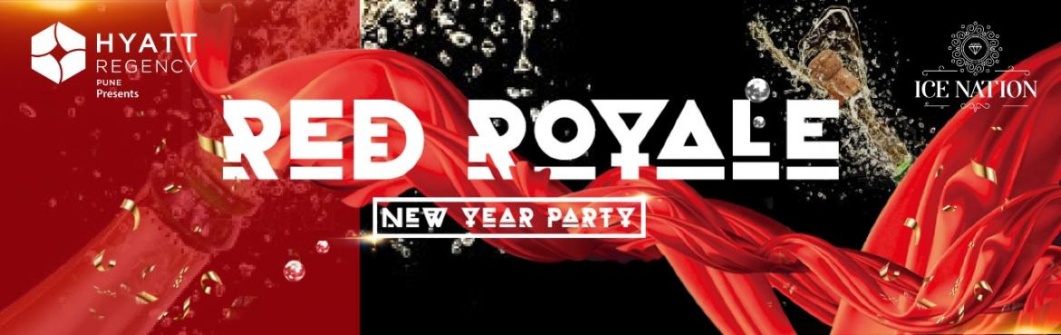 <h2>RED ROYALE:NEW YEAR PARTY</h2>