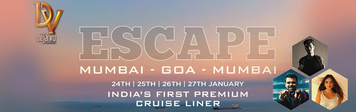 <h2>Escape The Dejavu Party Cruise</h2>