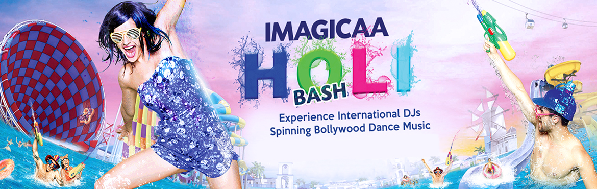 <h2>Imagicaa Holi Bash</h2>