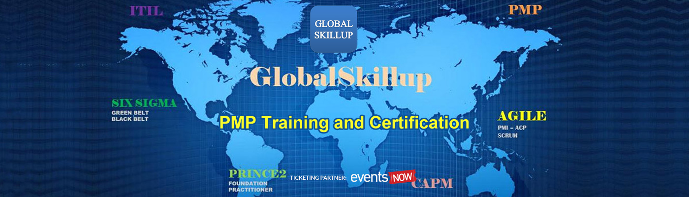Pmp Training And Certification By Globalskillup 07th Apr
