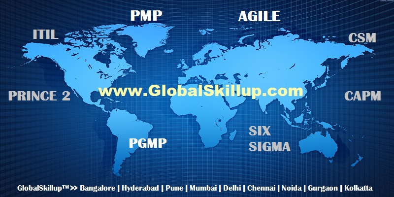 Pmp Training And Certification By Globalskillup Apr