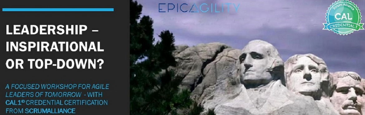 <h2>CAL1 Training India Aug 2020 by Epic Agility </h2>