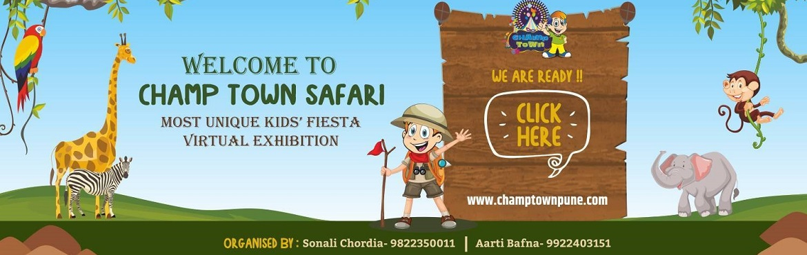 <h2>Champ Town Safari</h2>