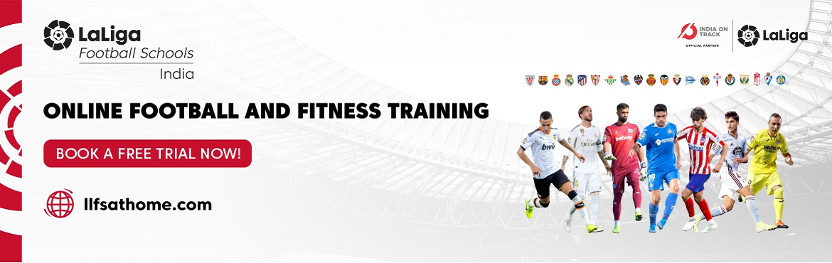 <h2>Laliga Football School at home - Online Fitness and Football training</h2>
