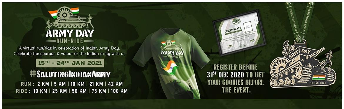 <h2>Army Day Run - Ride</h2>