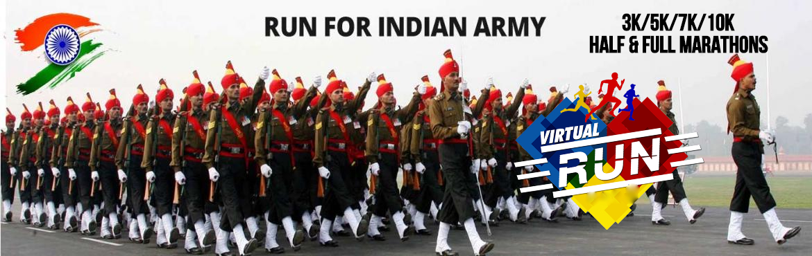 <h2>RUN FOR INDIAN ARMY-VIRTUAL EDITION</h2>