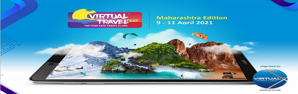 <h2>VIRTUAL TRAVEL FEST 2021 - WESTERN INDIA EDITION</h2>