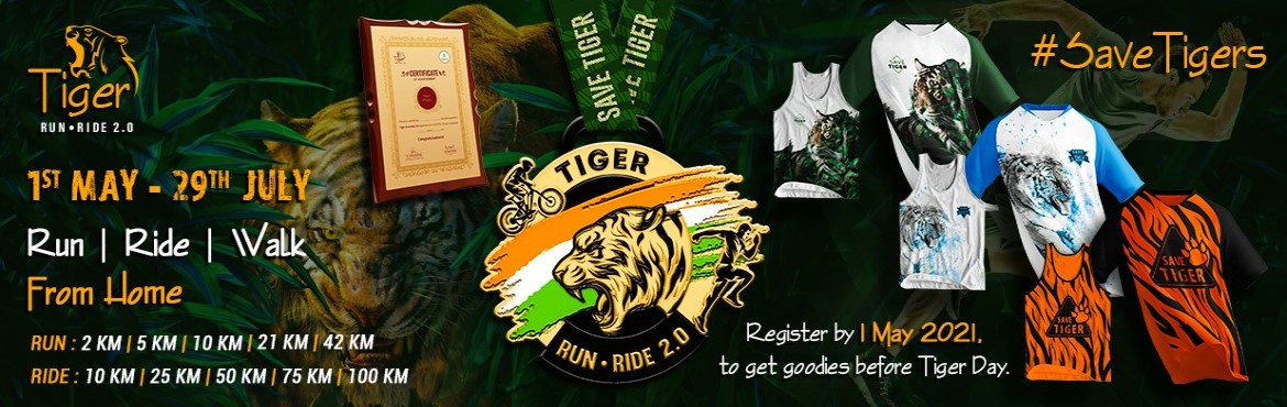 <h2>Tiger Run - Ride 2.0</h2>