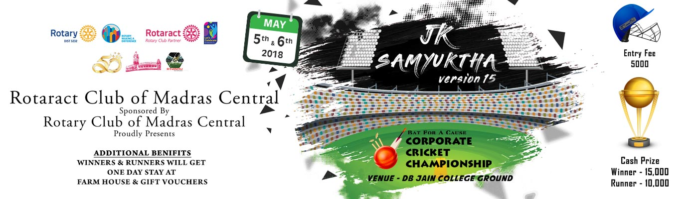 Invitation For Corporate Cricket Tournament: Register To Participate In Corporate Cricket Tournament